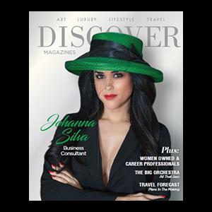Discover Magazine June 2021 cover