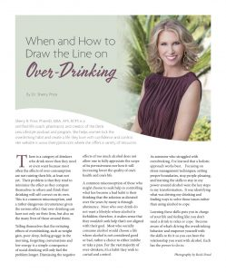 Dr Sherry Price's Discover Magazine Article